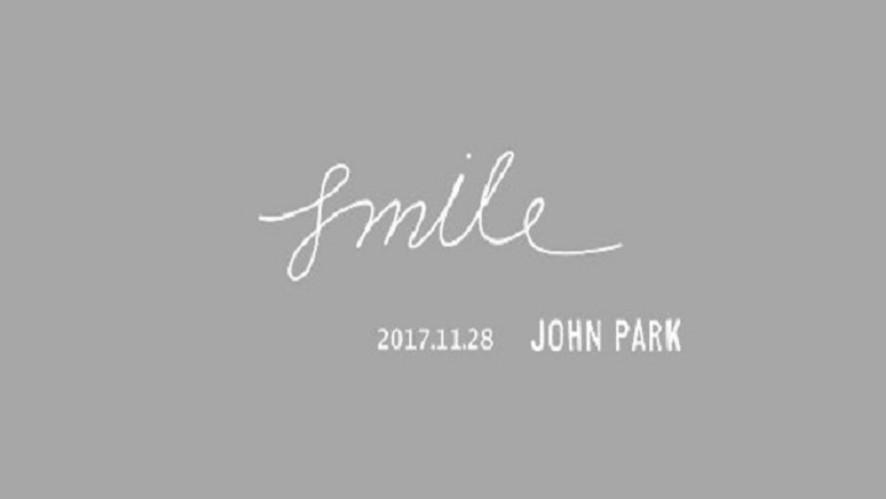 존박 (John Park) - SMILE (2nd Teaser)