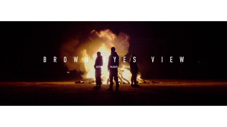 JUSTHIS & Paloalto - Brown Eyes View (feat. CIFIKA) (Teaser 2)