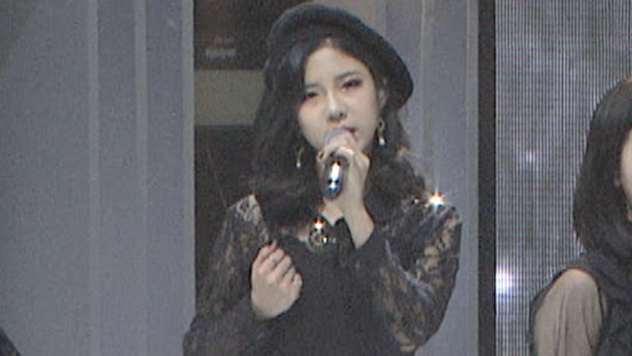 이승미 | 빛나는 소녀들 - 아파(2NE1) | 포지션 배틀 직캠(보컬) [LEE SEUNG MEE's Position Battle Direct Cam(VOCAL)]