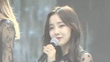 조유리 | 빛나는 소녀들 - 아파(2NE1) | 포지션 배틀 직캠(보컬)