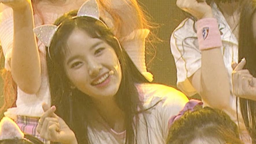 이수진   Mix Nice - KNOCK KNOCK(트와이스)   포지션 배틀 직캠(댄스) [LEE SOO JIN's Position Direct Cam(DANCE)]