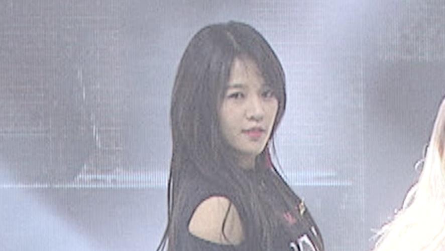 한겨울 | Auh~! - PUSS(AOA지민) | 포지션 배틀 직캠(랩) [HAN GYEO UL's Position Direct Cam(RAP)]