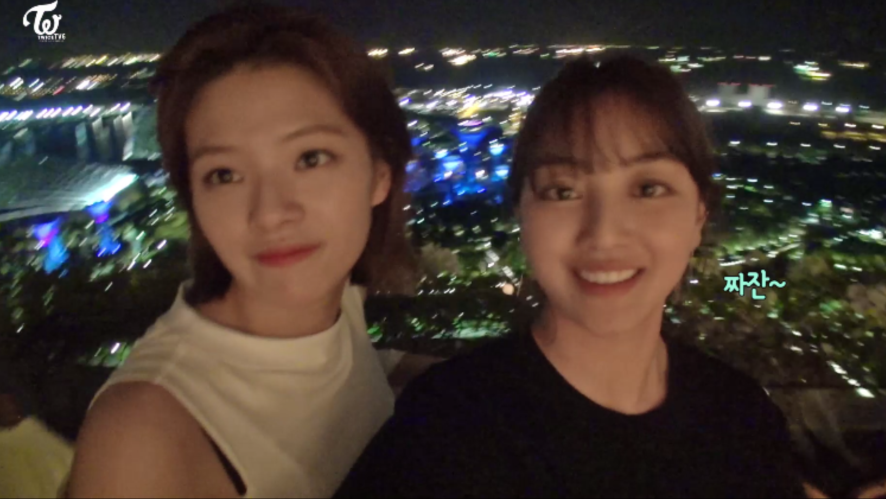 TWICE TV6 -TWICE in SINGAPORE- EP.07