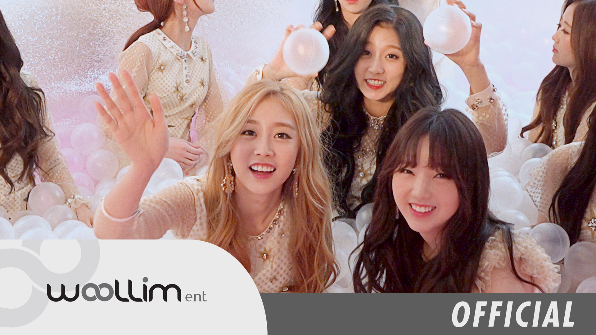 "러블리즈(Lovelyz) ""Fall in Lovelyz"" Album Jacket Making Video"