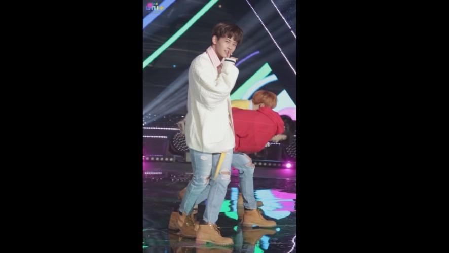 [유닛B 직캠] 고호정 (핫샷) / 줄리엣 [UnitB / KO HO JUNG (HOTSHOT) / Juliette / Fan Cam ver.]