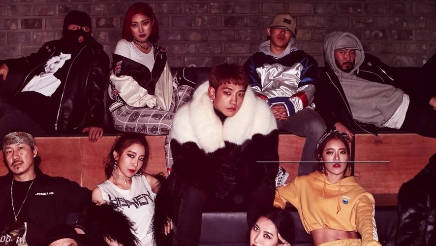 RAIN(비) _ '깡' _New MINI ALBUM 'MY LIFE愛' preview -앨범엿보기