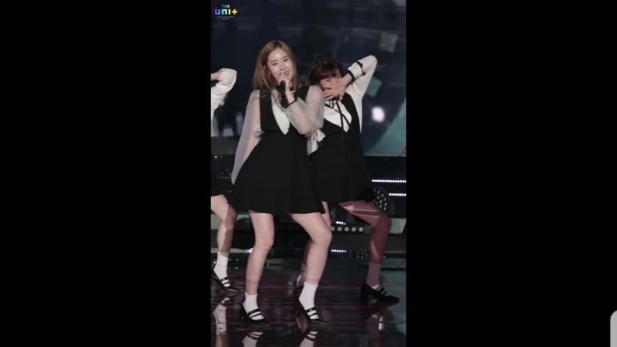 [유닛G 직캠] 차희 (멜로디데이) / 시간을 달려서 [UnitG / CHAHEE (MELODYDAY) / Rough / Fan Cam ver.]