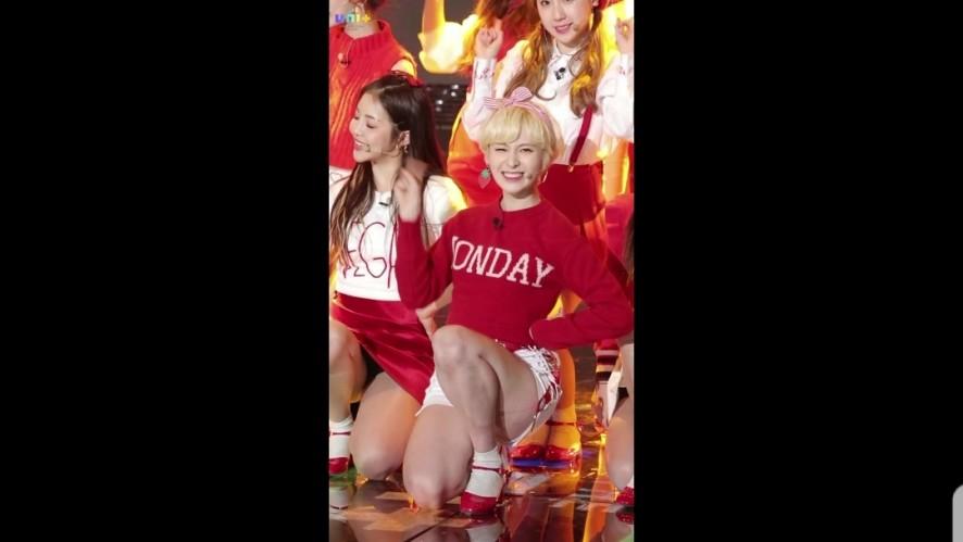 [유닛G 직캠] 예빈 (다이아) / 빨간맛 [UnitG / YEBIN (DIA) / Red Flavor / Fan Cam ver.]