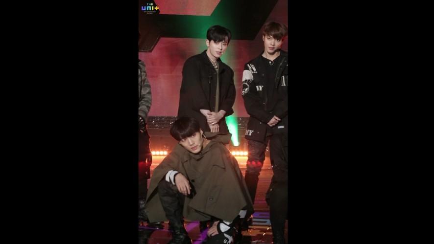 [유닛B 직캠] 동현 (보이프렌드) / Monster [UnitB / DONG HYUN (BOYFRIEND) / Monster / Fan Cam ver.]