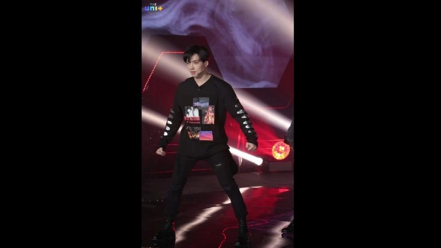 [유닛B 직캠] 성준 (소년공화국) / 불타오르네 [UnitB / SUNG JUN (BOYS REPUBLIC) / Fire / Fan Cam ver.]