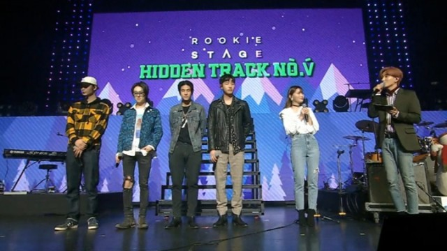 [Full] 제 2회 히든트랙 NO.V 루키스테이지 (HIDDEN TRACK NO.V ROOKIE STAGE)