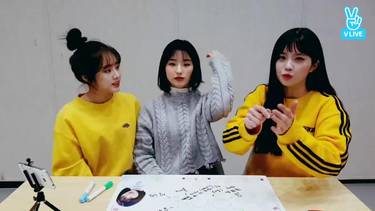 fromis_9 V LIVE <MIND MAP> 3교시 새롬영역