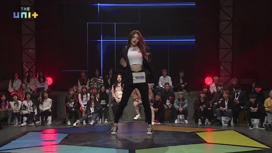 [유닛G] 박지원 포지션 배틀_댄스 [PARK JI WON / Position Battle_Dance]