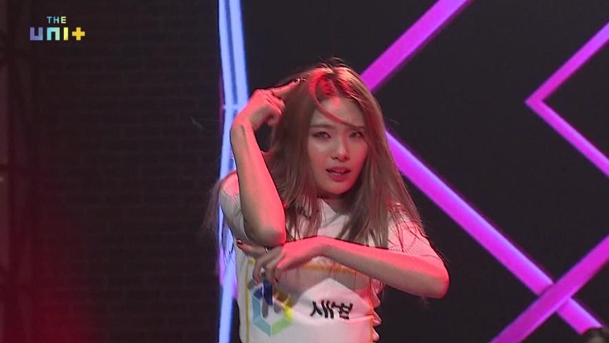 [유닛G] 새별(마틸다) 포지션 배틀_댄스 [SAEBYEOL(MATILDA) / Position Battle_Dance]