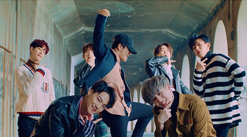"GOT7(갓세븐) ""Teenager"" Performance Video"