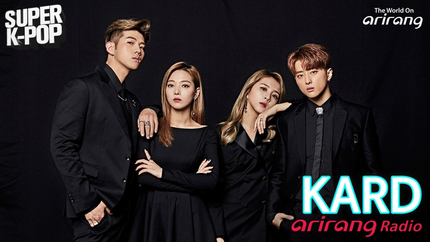 Arirang Radio (Super K-Pop/KARD)