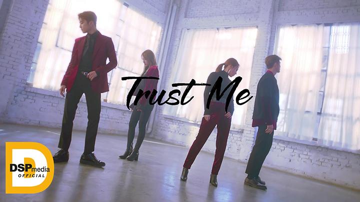 KARD - Trust Me M/V