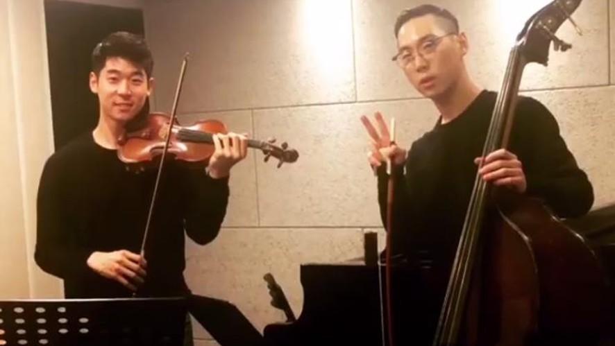대니구의 방구석라이브 #3 민제대니듀오 리허설 현장   Come to our duo rehearsal