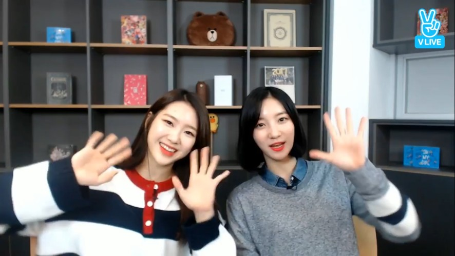 [OH MY GIRL] 눈물없이 볼 수 없는 배찌팀의 릐얼감동성장드라마💦 (Jiho&Binnie playing games)