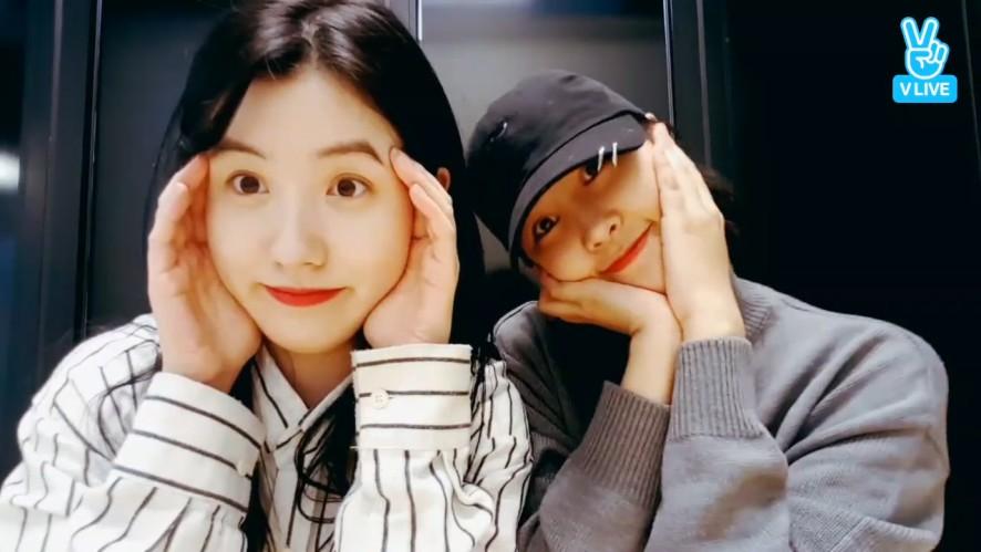 [PRISTIN] 슈퍼문보다 소듕한 우리 띠유🌕💕 (Xiyeon&Yuha finding yuha's earring)