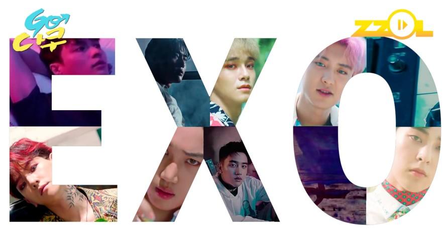 전설로가는 EXO, OH!!! MY 엑소 [GO다쿠 시즌3.7 / 4화]