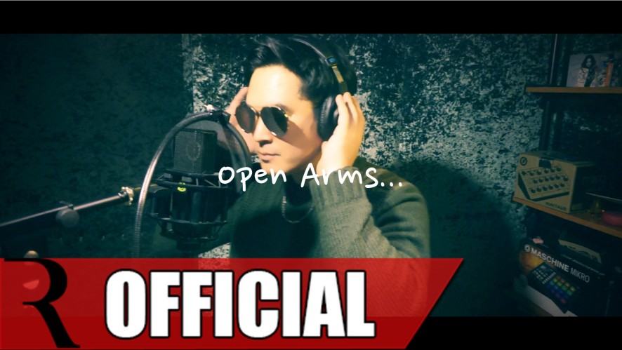 Journey Open arms - (cover by RICH)리치