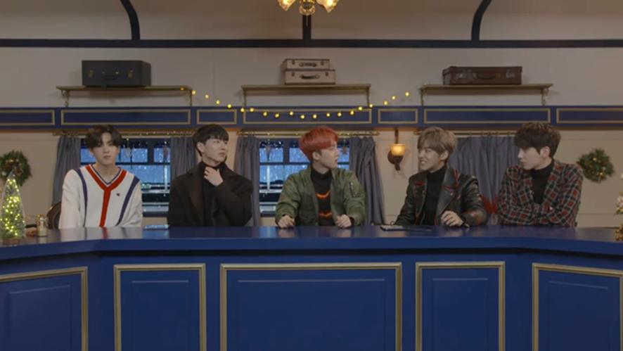 [Full] PENTAGON X Happiness Train - 펜타곤의 행복행!