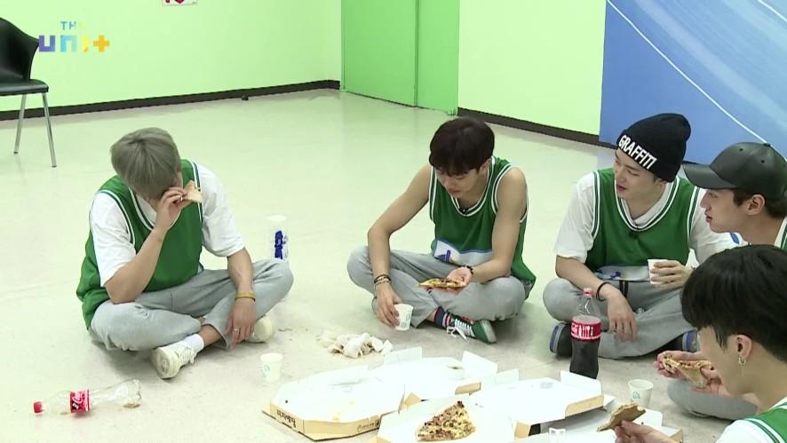 [유닛B] 하드털이/ 렉스 비주 승진 준 중희 진오 타로 호준 희도 feat.늦어서 미안 (Boys-Green)
