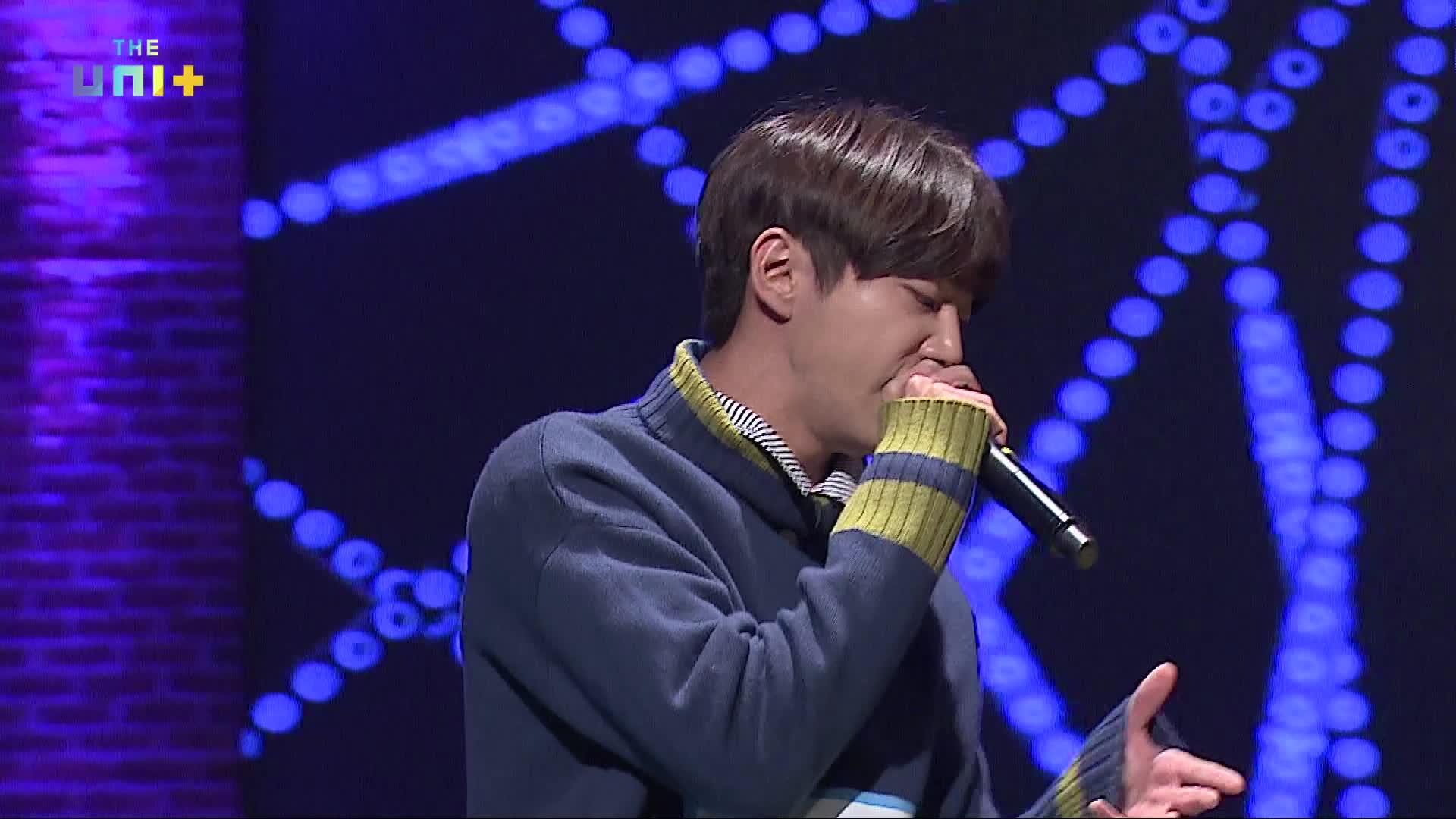 [유닛B] 준(유키스) 포지션 배틀_랩 [JUN(U-KISS) / Position Battle_Rap]