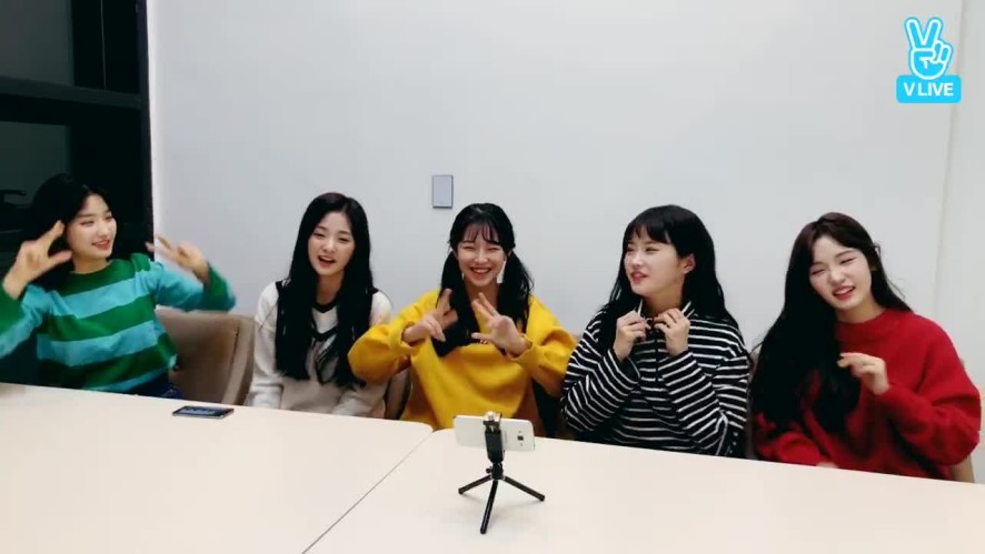 [fromis_9]❗️릐얼긴급상황❗️러블리큐티퀸로미스의 보충시간💯 (fromis_9 talking about their rest story)