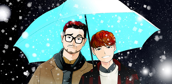 [Full] KIM TAE WOO & SON HO YOUNG X Rooftop Live - 김태우&손호영의 루프탑라이브!