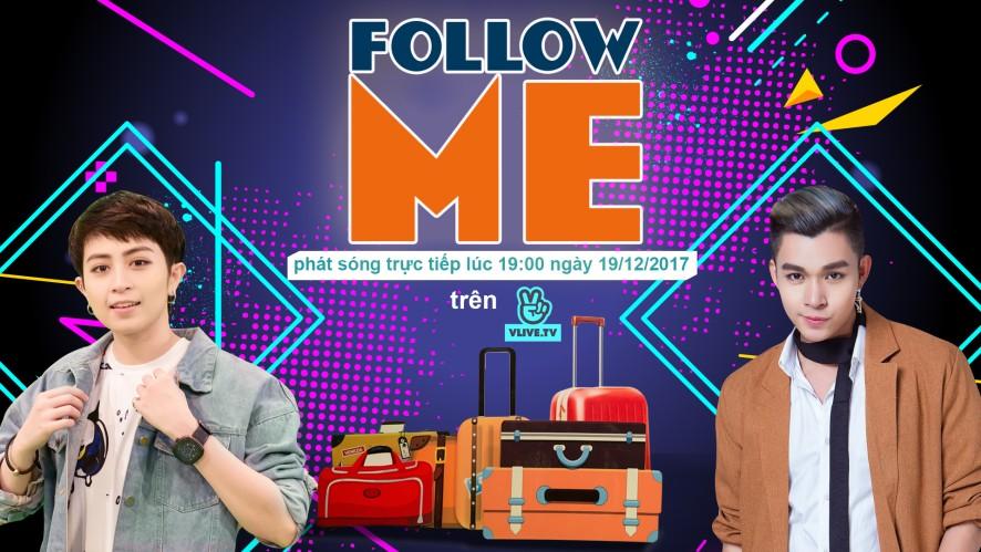 Follow Me with Jun