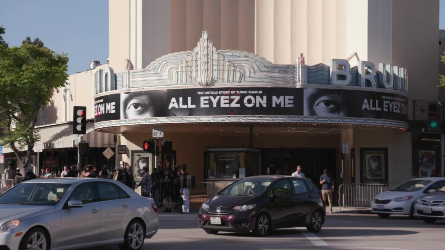 """All Eyez On Me"" Black Carpet Movie Premier"