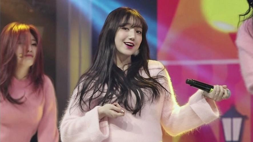 박해영 | 걸프렌드 - I'm your girl(S.E.S) | 포메이션 배틀 직캠