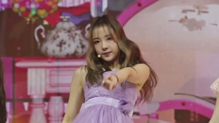 양혜선 | 꿀잠 - Honey(카라) | 포메이션 배틀 직캠