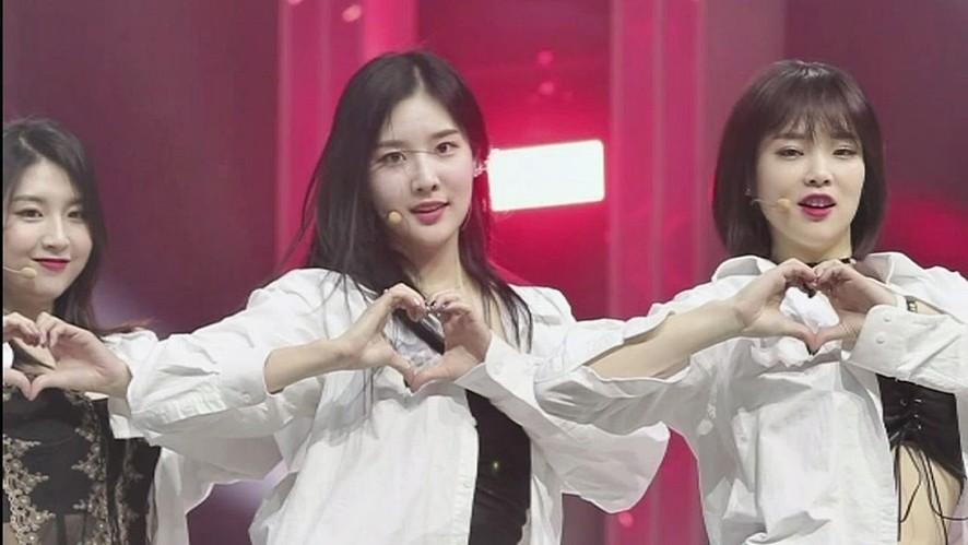 김민주 | Your girl - Bad Girl Good Girl(miss A) | 포메이션 배틀 직캠