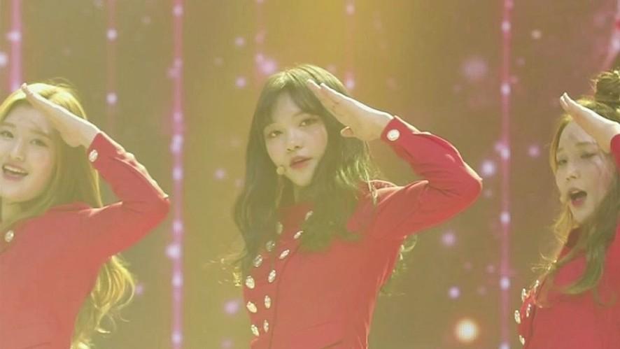 김영서   행운의 여신 - 소원을 말해봐(소녀시대)   포메이션 배틀 직캠