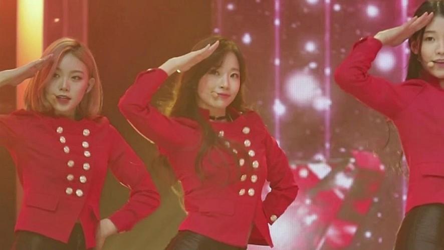 김소리 | 행운의 여신 - 소원을 말해봐(소녀시대) | 포메이션 배틀 직캠