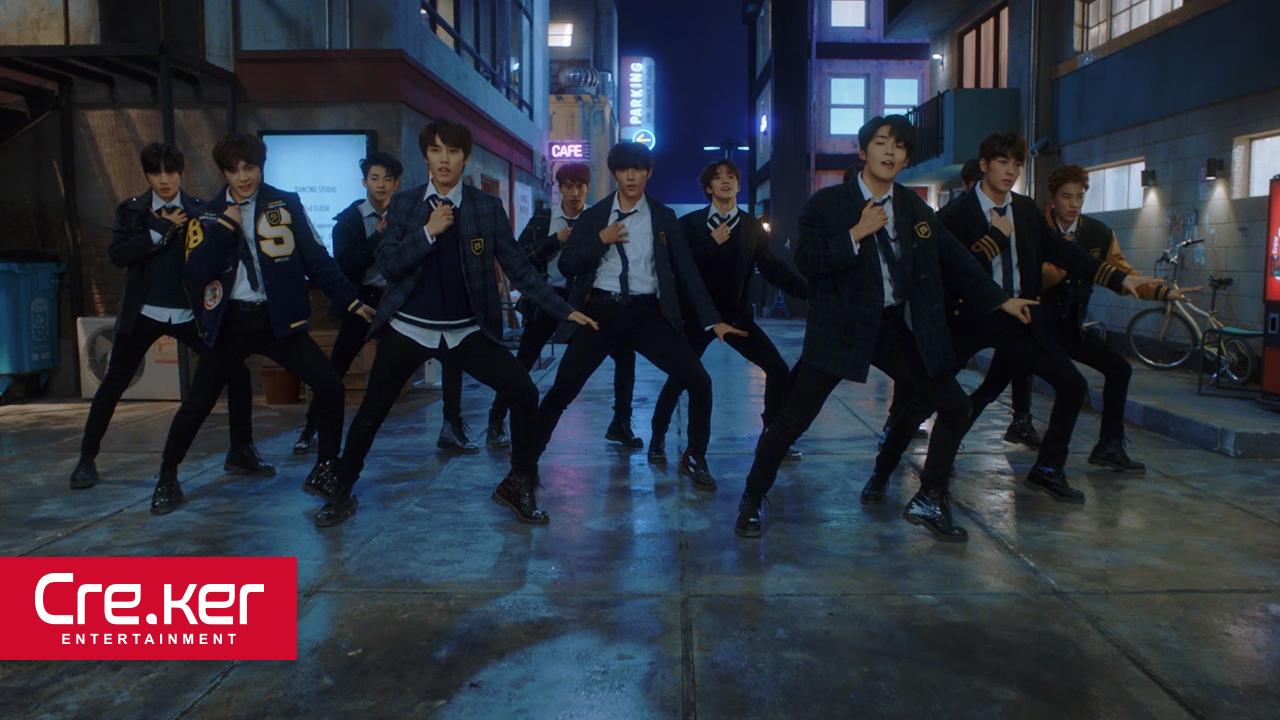 THE BOYZ(더보이즈) 'BOY(소년)' (Performance ver.) MV