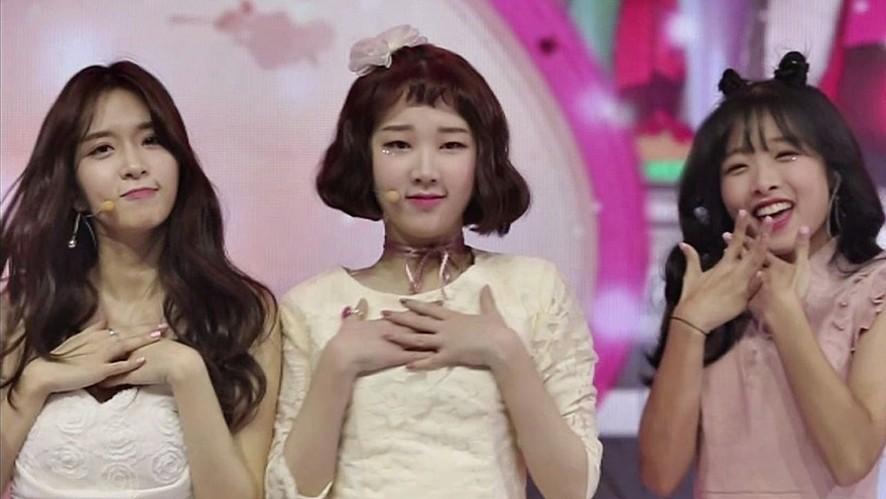 신지윤   꿀잠 - Honey(카라)   포메이션 배틀 직캠