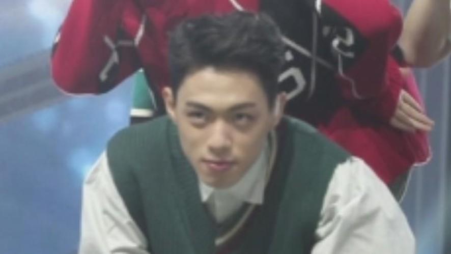 김상원 | 헉'$ - Hug(동방신기) | 포메이션 배틀 직캠