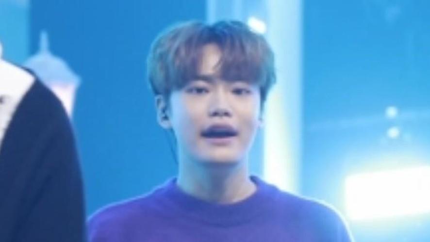 박현규 | 헉'$ - Hug(동방신기) | 포메이션 배틀 직캠