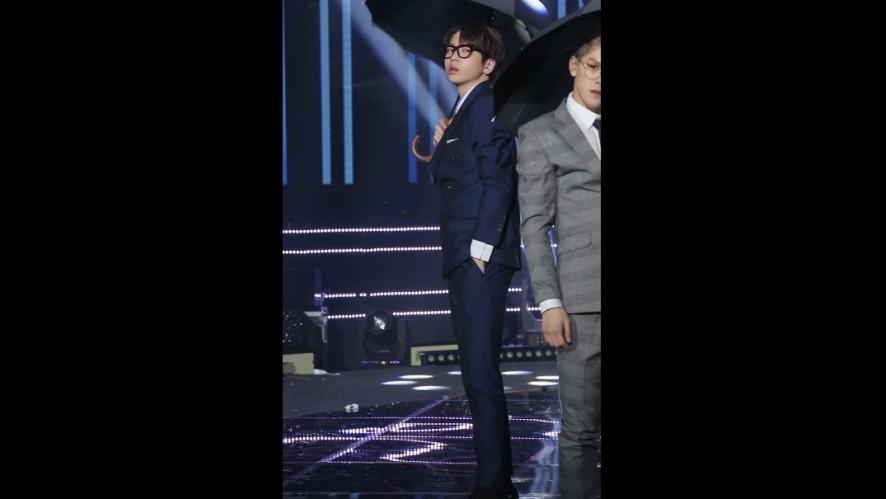[유닛B 직캠] 기중 (IM) / Kingsman OST + That's what I like [UnitB / KI JUNG (IM) / Fan Cam ver.]
