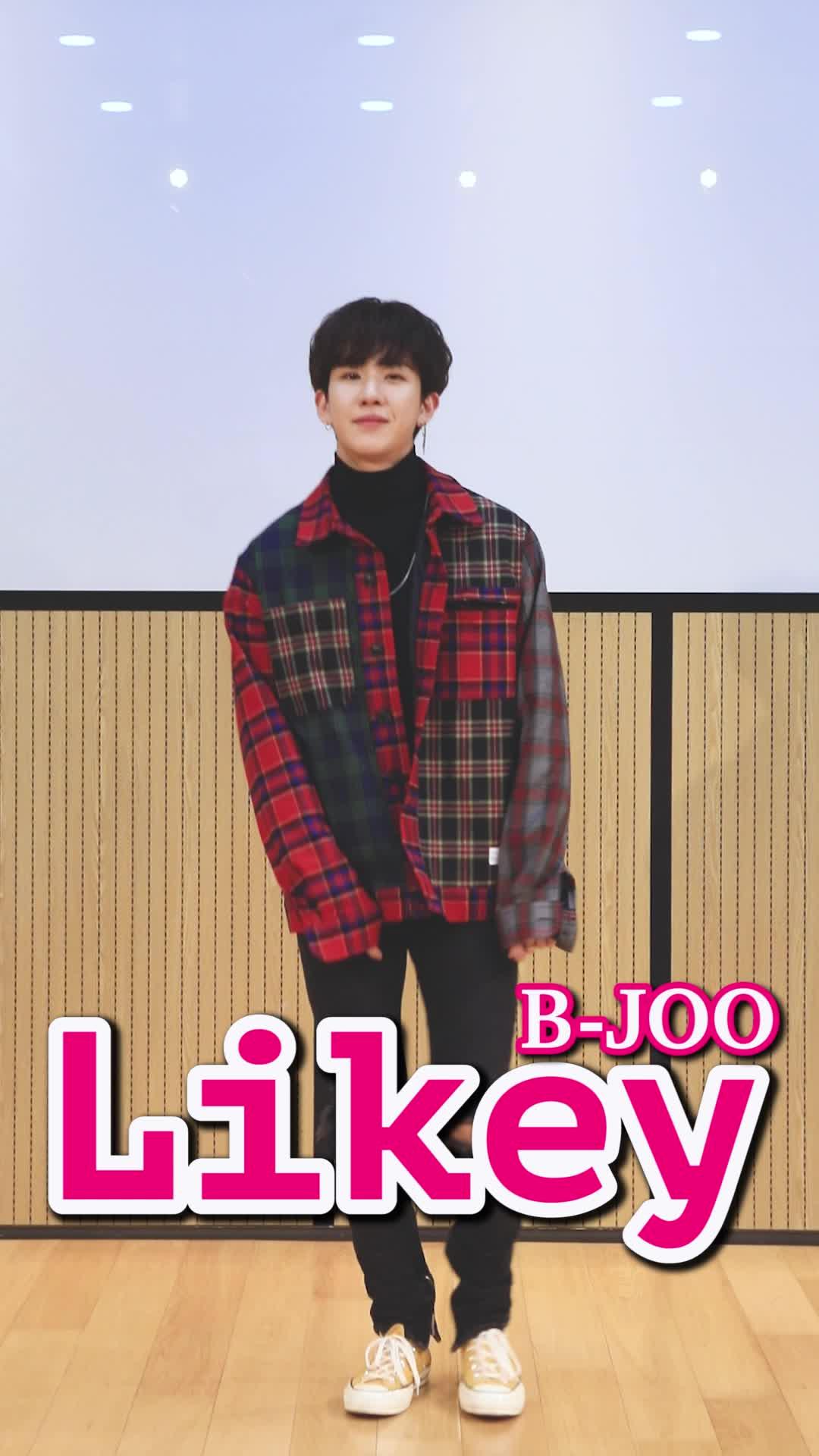 비주(B-JOO) '트와이스(TWICE) - LIKEY' DANCE COVER