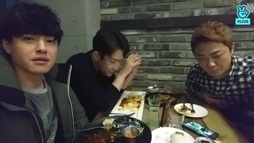 KBS 뮤직뱅크 깜짝 먹방