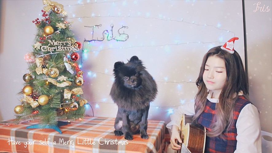 Iris(아이리스) 'Have your self a Merry Little Christmas' Christmas Special cover