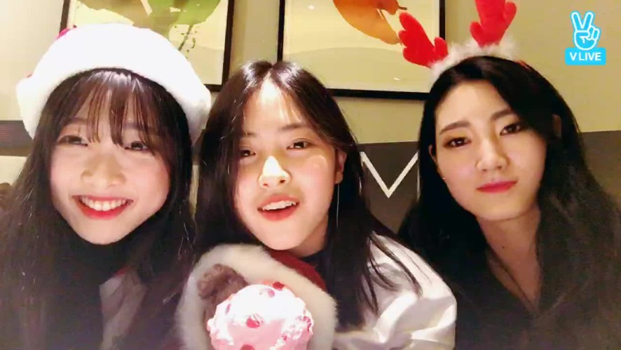 임소현, 신류진, 루이 🎄Merry Christmas! 소년X소녀 릴레이 라이브☃️