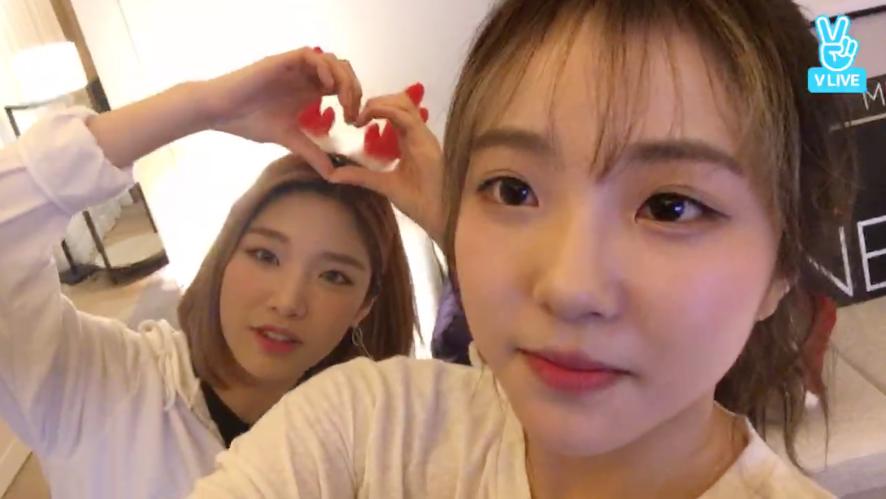 최윤아, 양혜선 🎄Merry Christmas! 소년X소녀 릴레이 라이브☃️