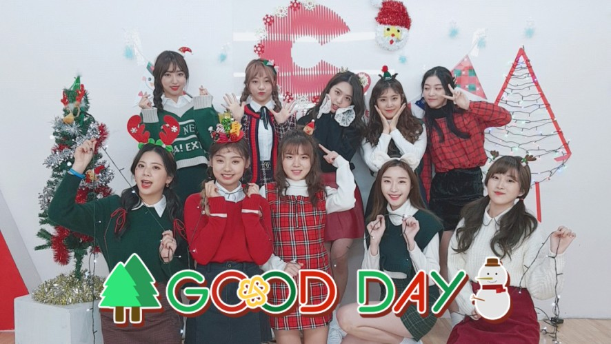 [GOOD DAY(굿데이)] Merry Christmas & Happy New Year