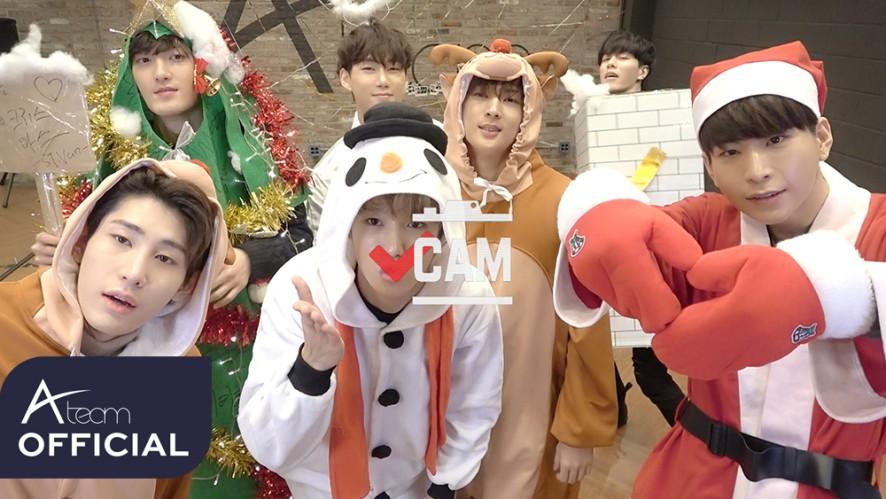 VCAM(브이캠) EP.16_크리스마스 의상 제작기(D.I.Y Christmas Costume)